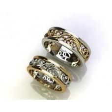 Obrucky kombinovane zlato 0053
